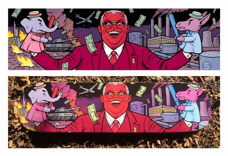 SALE: Political Puppet Master,  - dannyhellman | ello