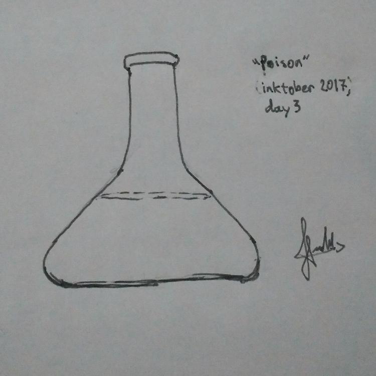 "day 3: ""Poison"" nondescript via - ferdiz | ello"