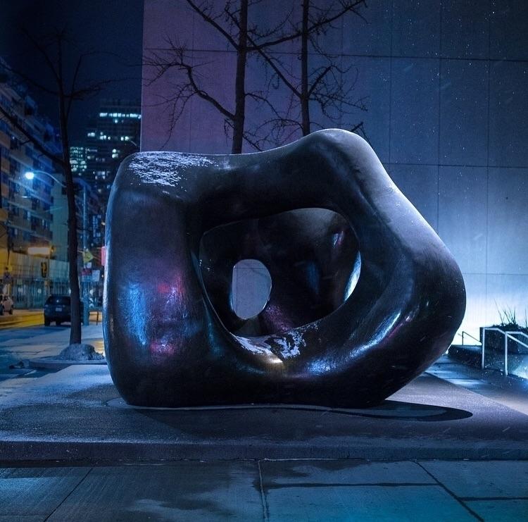 Img:Filip Mroz - sculpture, publicart - bitfactory | ello