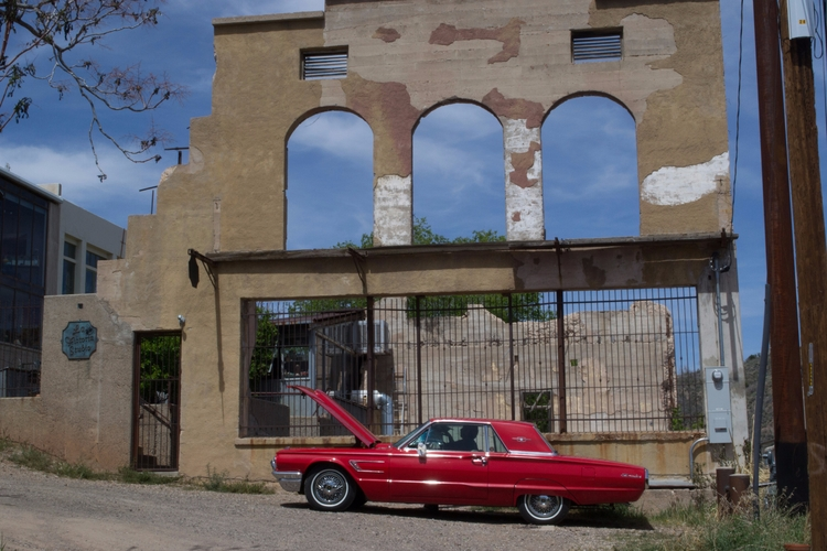 hood building broke - aramatzne | ello