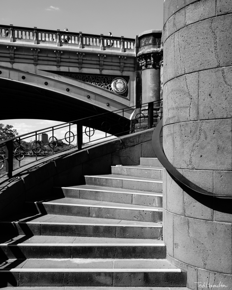 Princes Bridge - photography, Princes_Bridge - tedhamilton | ello