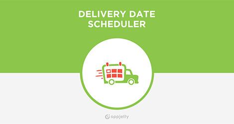 Magento Delivery Date Scheduler - appjetty | ello