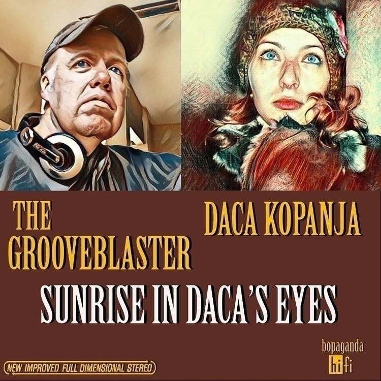 Grooveblaster 'Sunrise Eyes' fe - thegrooveblaster | ello