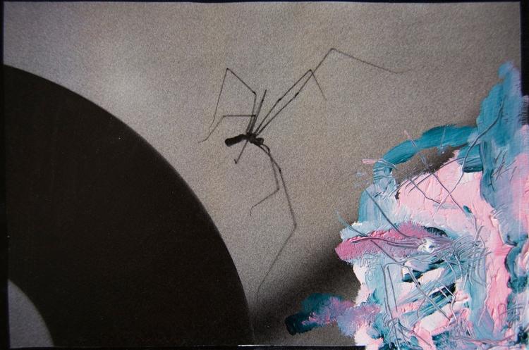Goodbye Door Oil painting origi - abruiseonthearm | ello