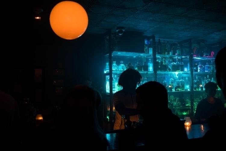 brooklyn, bushwick, nightlife - beaupearce | ello