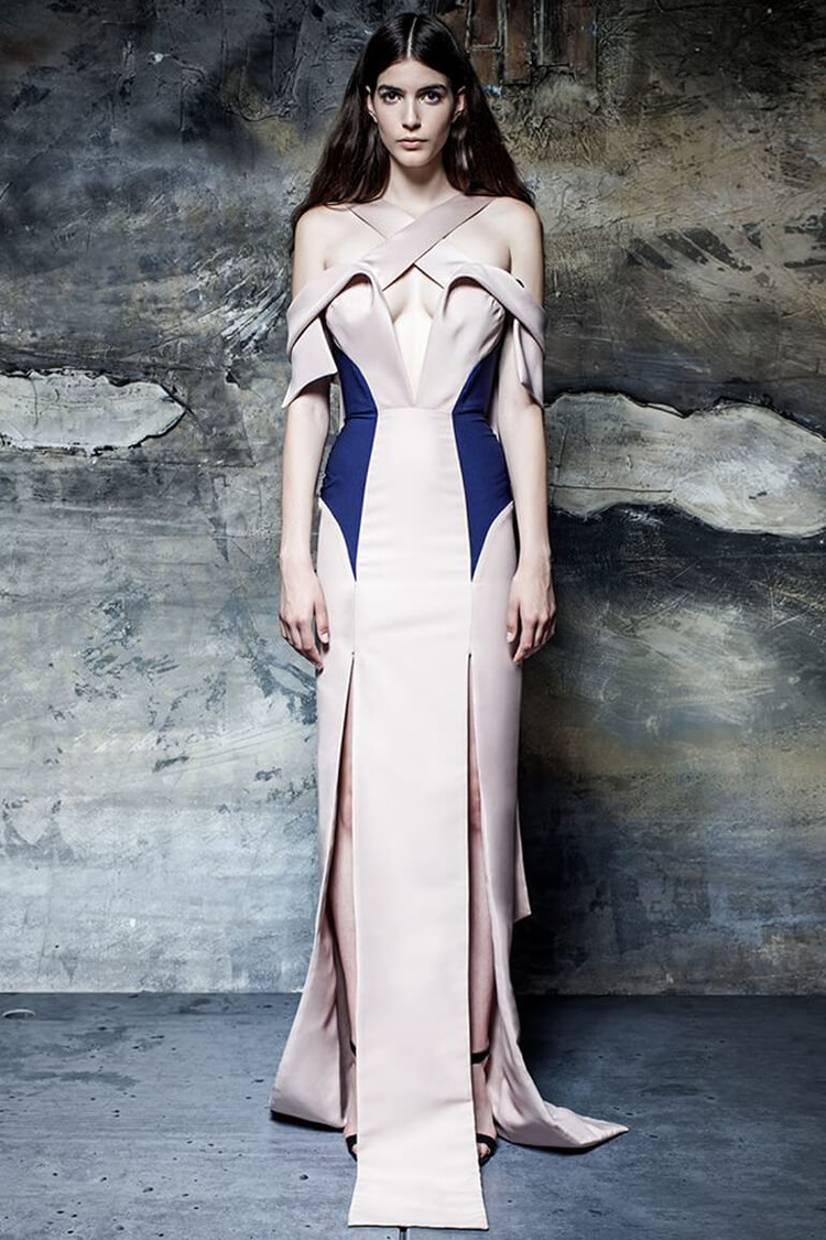 Cylia Gowns Fit Futuristic Roya - thecoolhour | ello