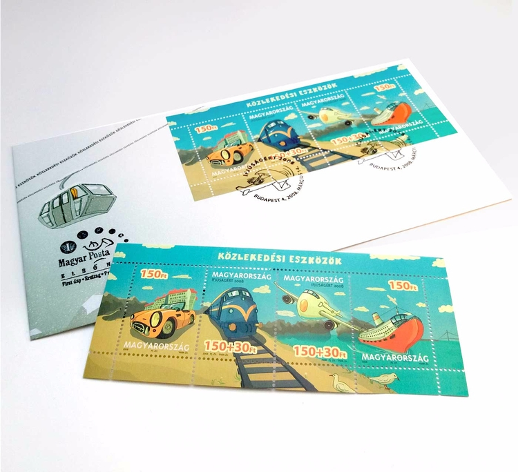 stamps FDC Day Cover) Hungarian - zsoltvidak | ello