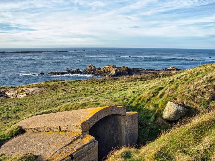 Fort Clonque, Alderney - Clonqu - neilhoward | ello