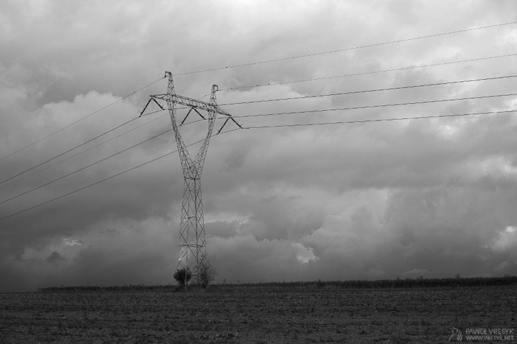 High Voltage III - photography, photo - pawelwiesyk | ello
