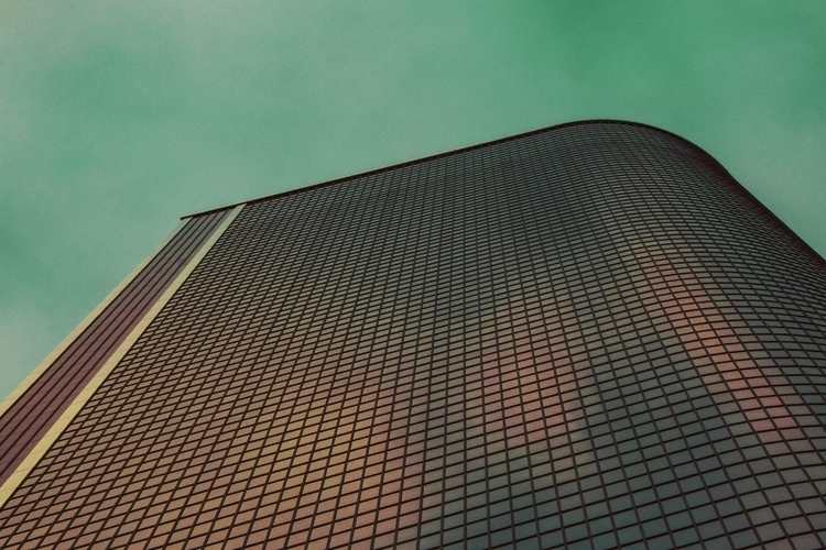 architecture, vibrant, abstract - kylie_hazzard_visuals | ello