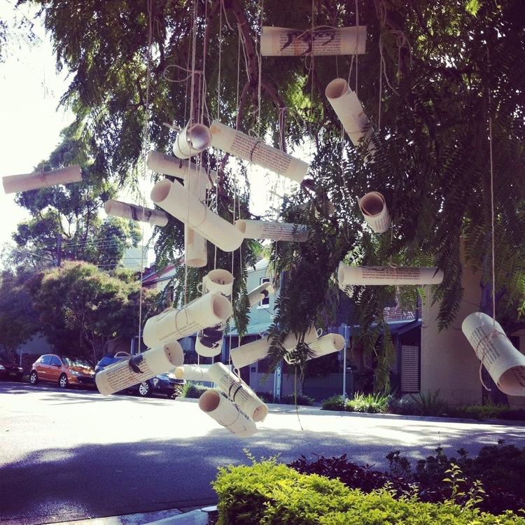 Image: Redfern Biennale, 2014 S - sanki_t   ello
