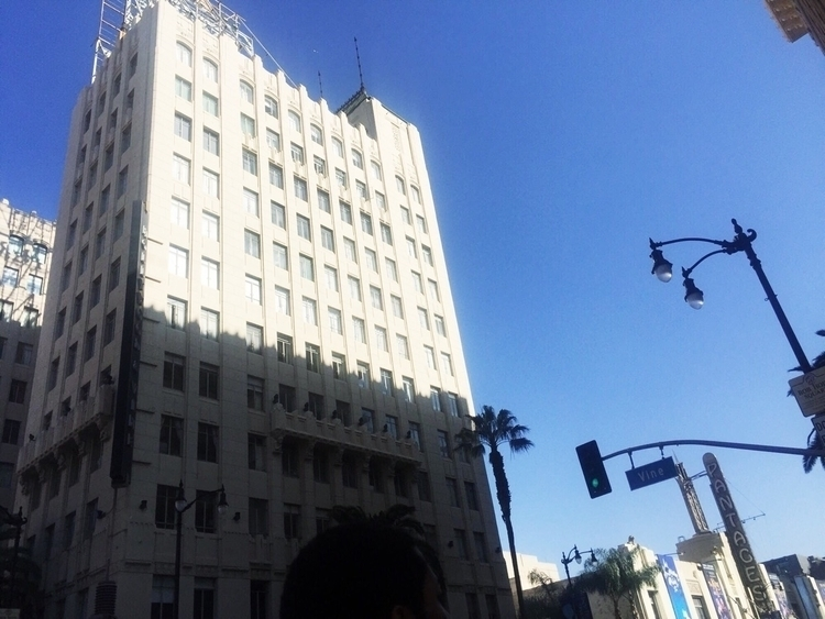 vine street, LA - thekaeway | ello