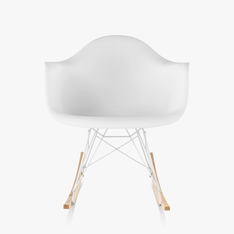Eames Molded Plastic Armchair R - upinteriors | ello