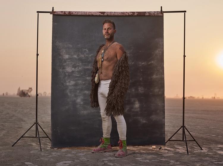 BURN Burning Man Project - ilud | ello