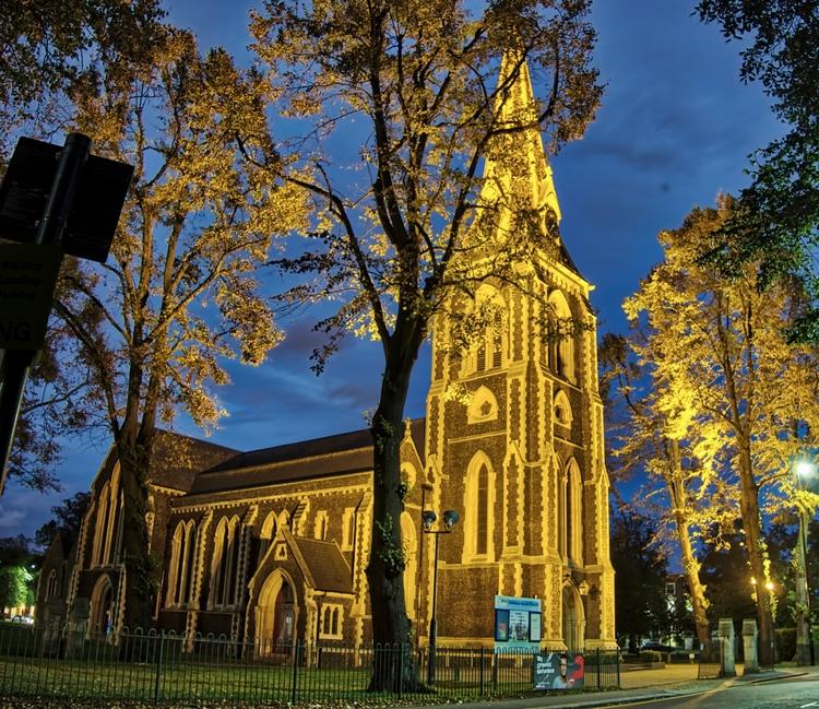 chiswick, London - Church Turnh - neilhoward | ello