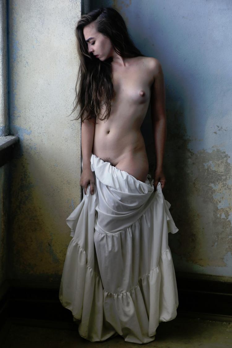Model: Evyenia Karapolous - stevelease   ello