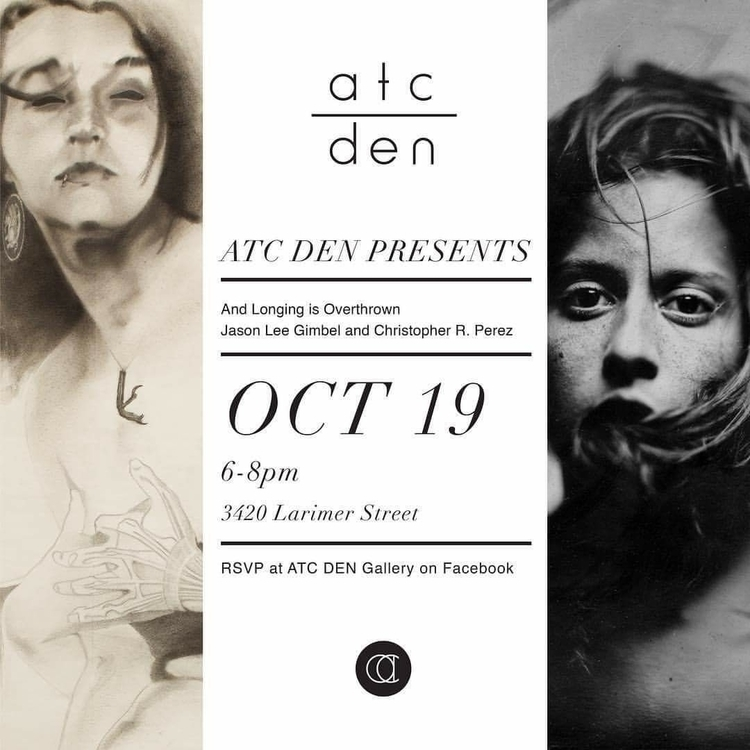 Excited upcoming show  - atcden - jasonleegimbel | ello