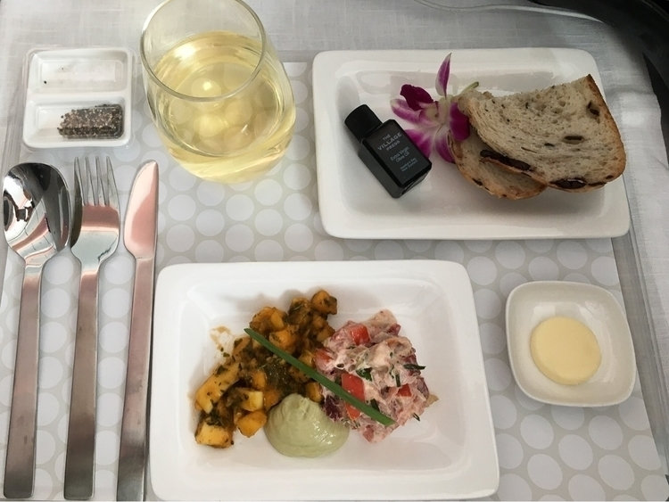 Airline Food Series | Edition 2 - thereshegoesnow | ello