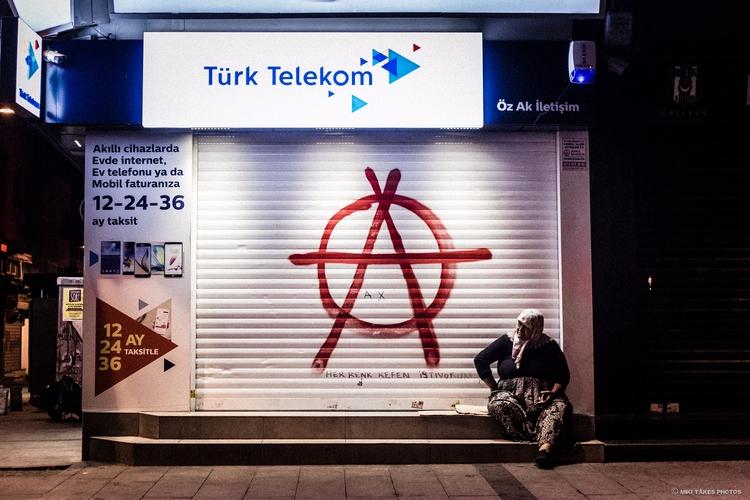 Ⓐnarchy BeşiktⒶş | Istanbul, Tu - mikitakesphotos | ello