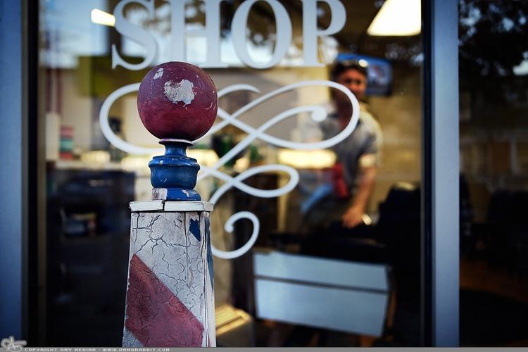 Barber Shop Walk main street ni - dangrabbit-photography | ello