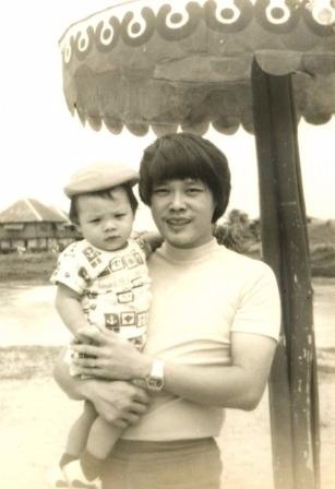 Father Son 1976 - NayongPilipino - penflavor | ello
