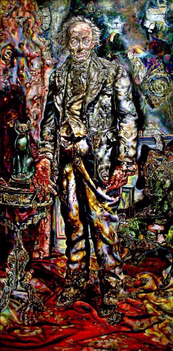 PICTURE DORIAN GRAY*** ARTIST:  - johnhopper | ello