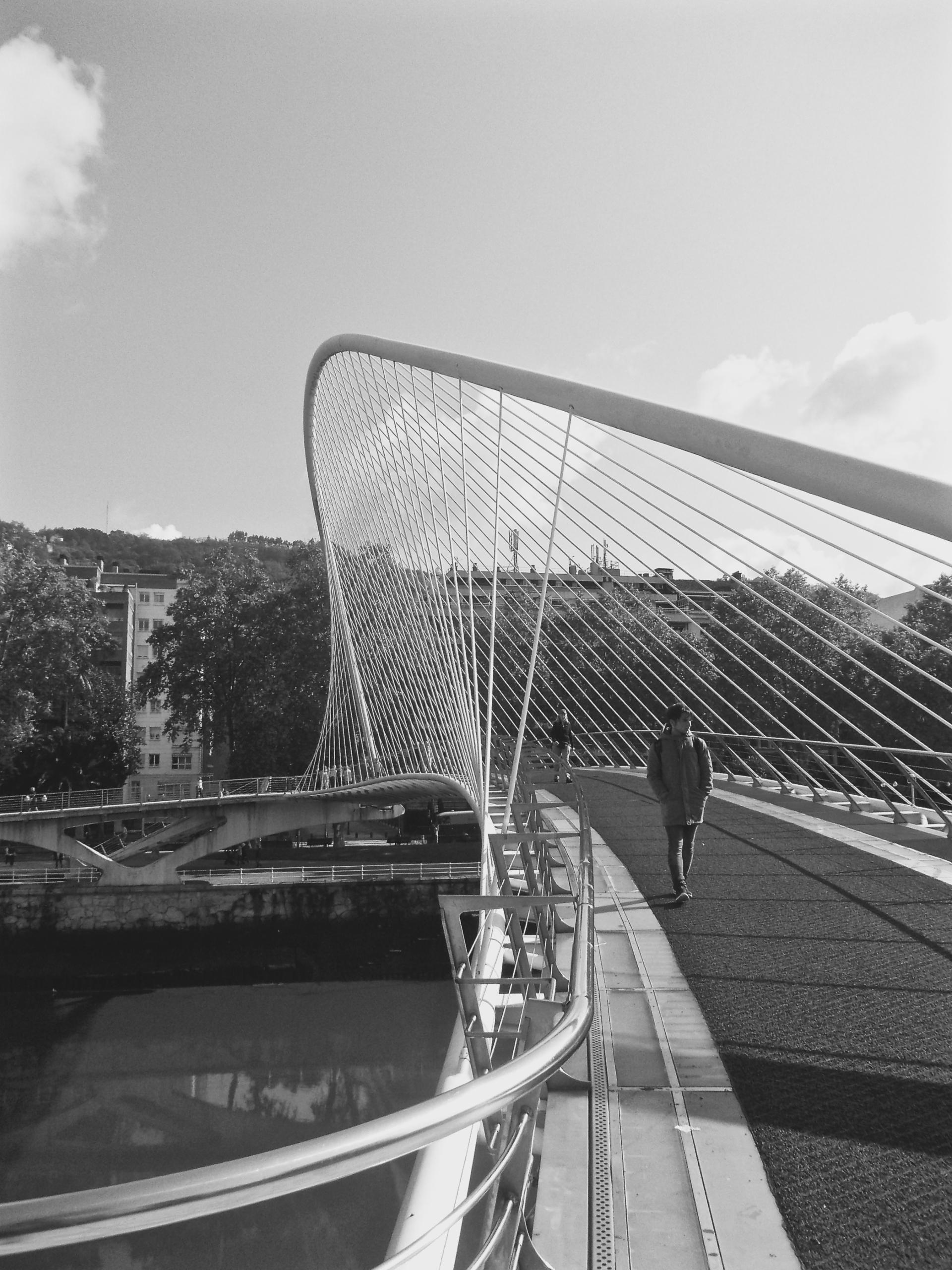 BilboBridge - Calatrava, bridge - noemilzn | ello