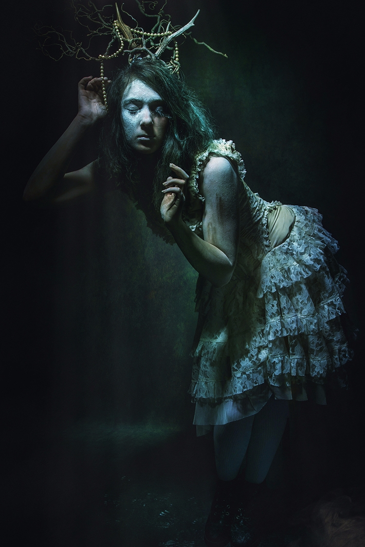 Photographer:Peter Michaelis M - darkbeautymag | ello