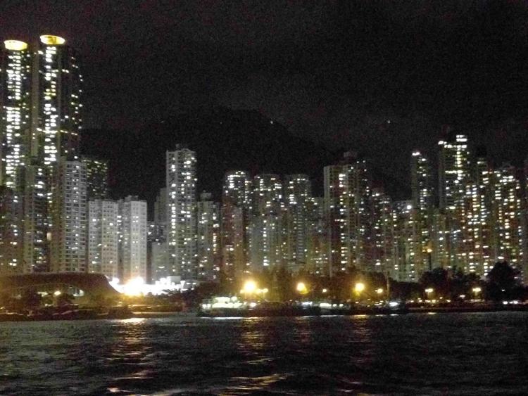 Hong Kong. day start Hacker Tri - maltman23 | ello