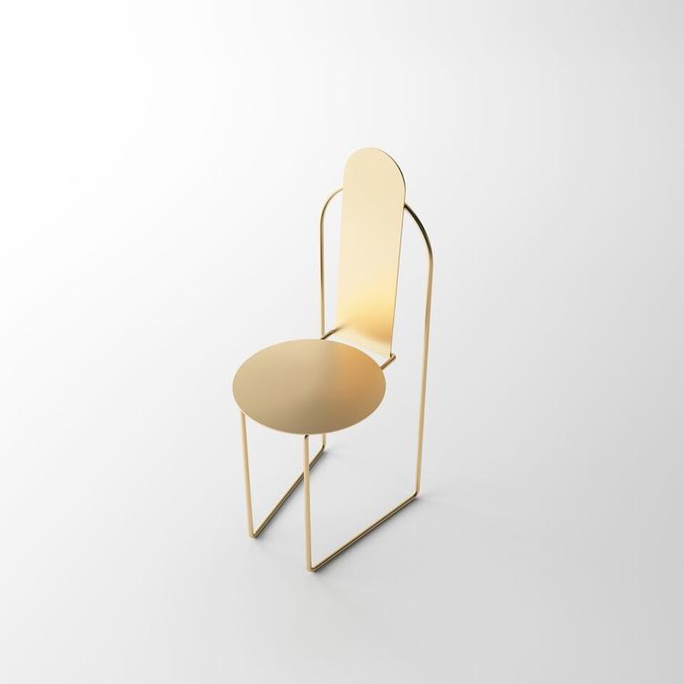 Pudica Chair Pedro Paulø-Venzon - letsdesigndaily | ello