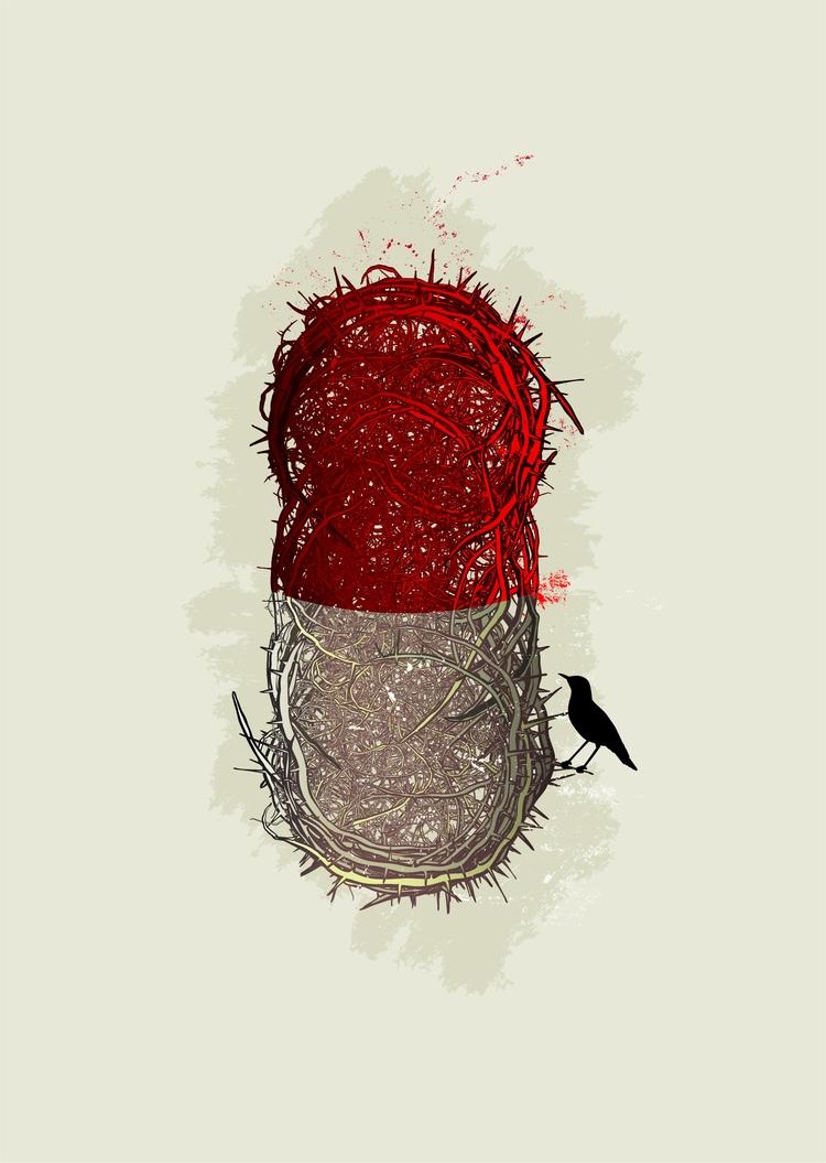 cuckoo, pills - unloved_one | ello