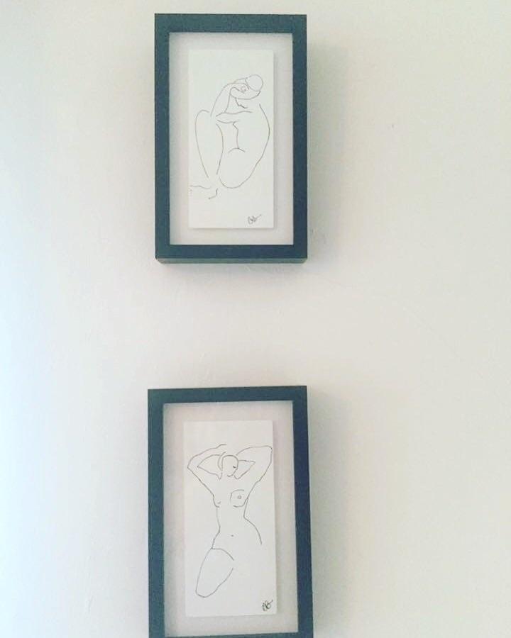 good Parisian sketches Maryanne - arnabaartz | ello