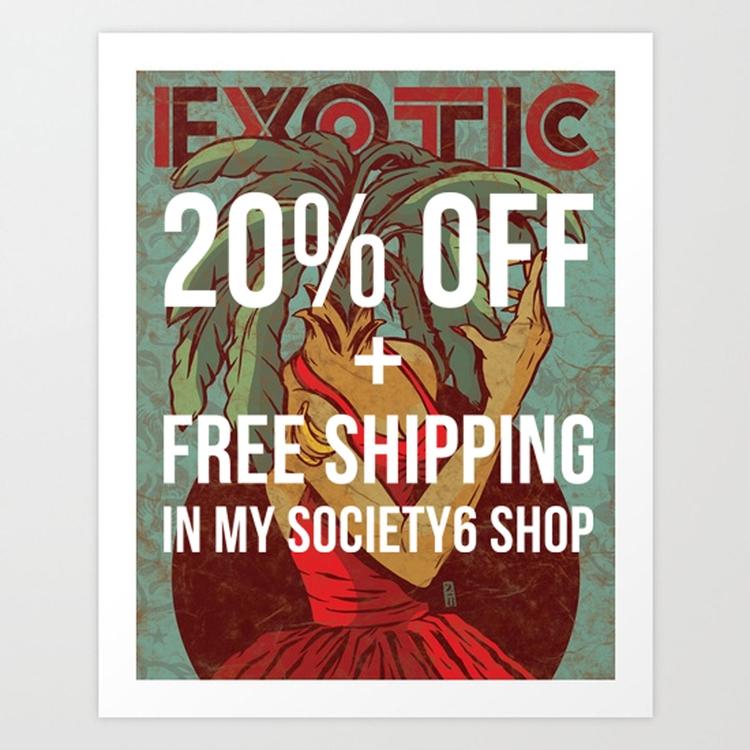 Society6 store sale midnight Mo - thomcat23 | ello
