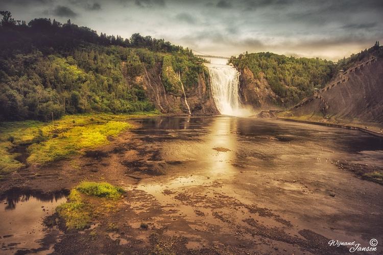great paradise Canada Quebec - artmen | ello