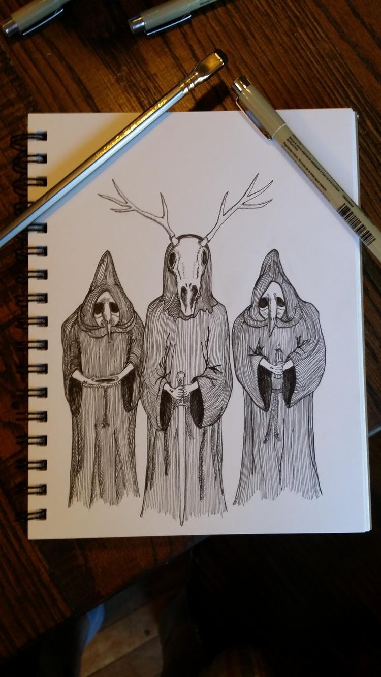 Custom Day 8 - lewisduo, horror - jeremiahlewis | ello