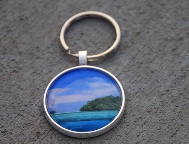 Rock Islands Key Chain, Palau - keychain - etbtravelphotography | ello