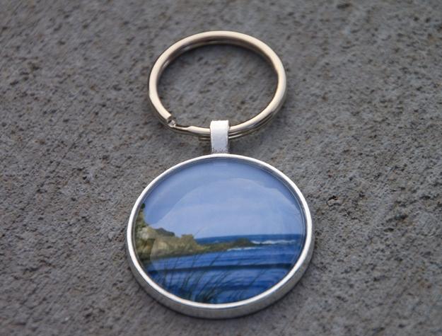 Sandy Dunes Key Chain, Sunset B - etbtravelphotography | ello