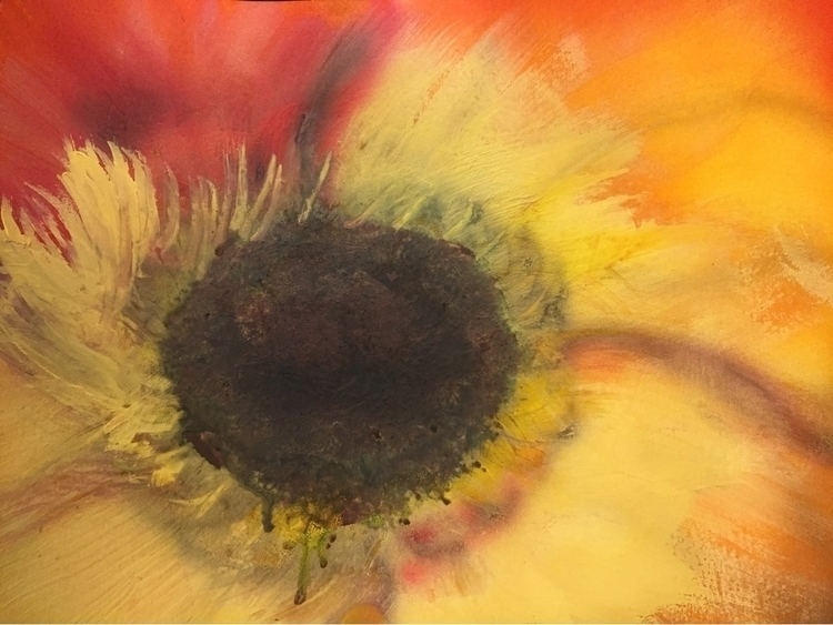 times sunny - sunflower - alienmermaid | ello