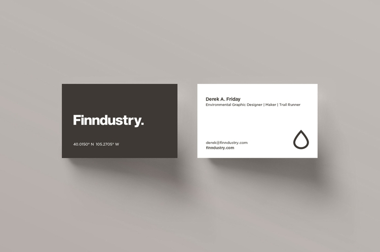 Environmental Graphic Designer  - finndustry | ello