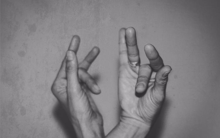 hands, flamenco black - manos, ring - natxodiego | ello