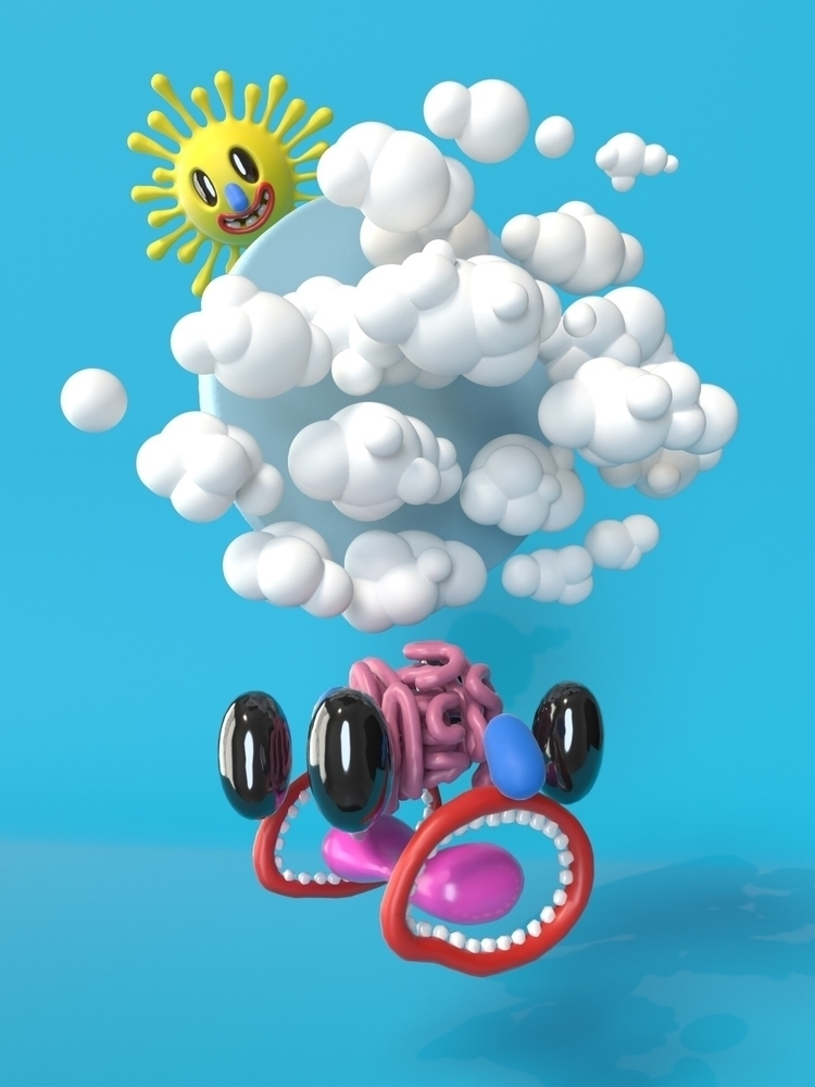Clouded Thought Cleaner :smiley - joy   ello