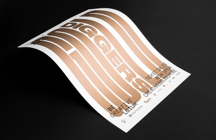 Posters Creative Belgium Awards - northeastco   ello