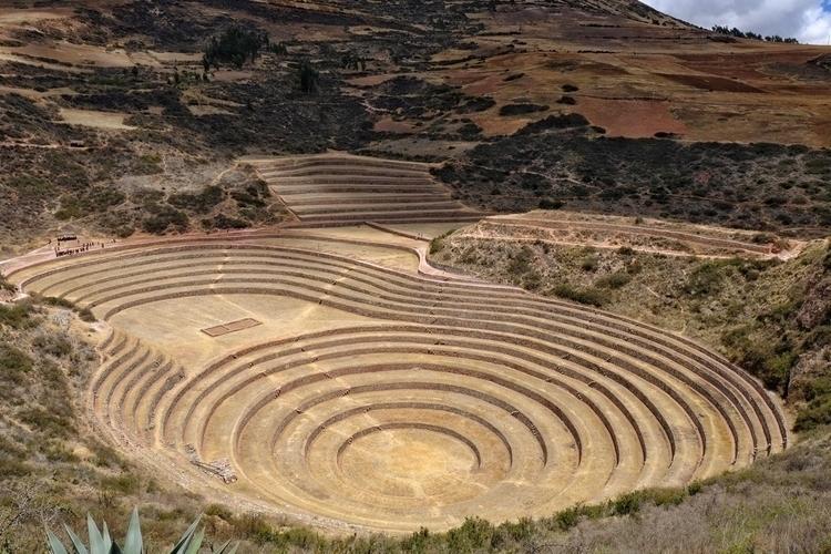 Moray Valle Sacrado / Urubamba - weltfarben | ello