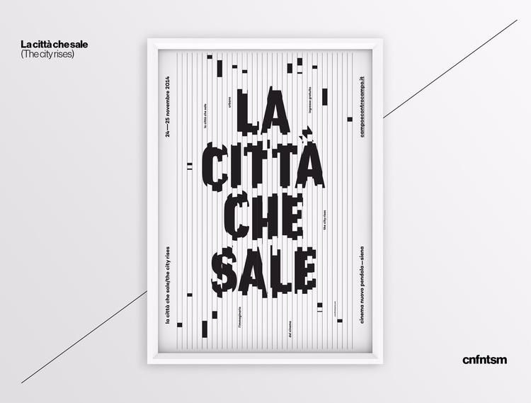 giveaway brought 'La città che  - canefantasma | ello