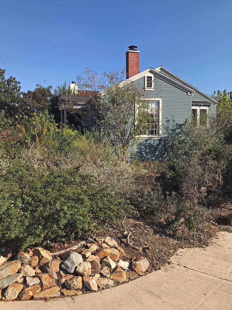 Rock Garden, House, Silver Lake - odouglas | ello