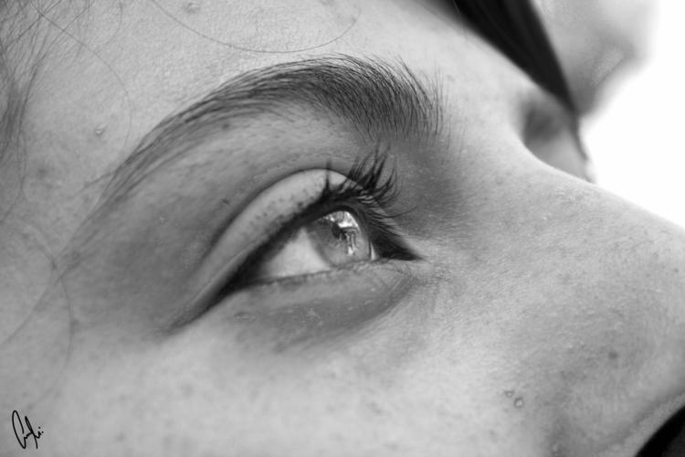 eyes stars, feet ground. -Theod - annietello | ello