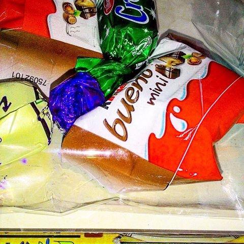 Attys. Joan David - Chocolates, Pencil - vicsimon | ello