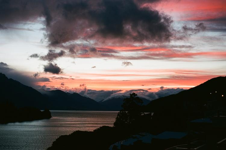 'sunset zealand, january '17, e - elijahlazarus | ello