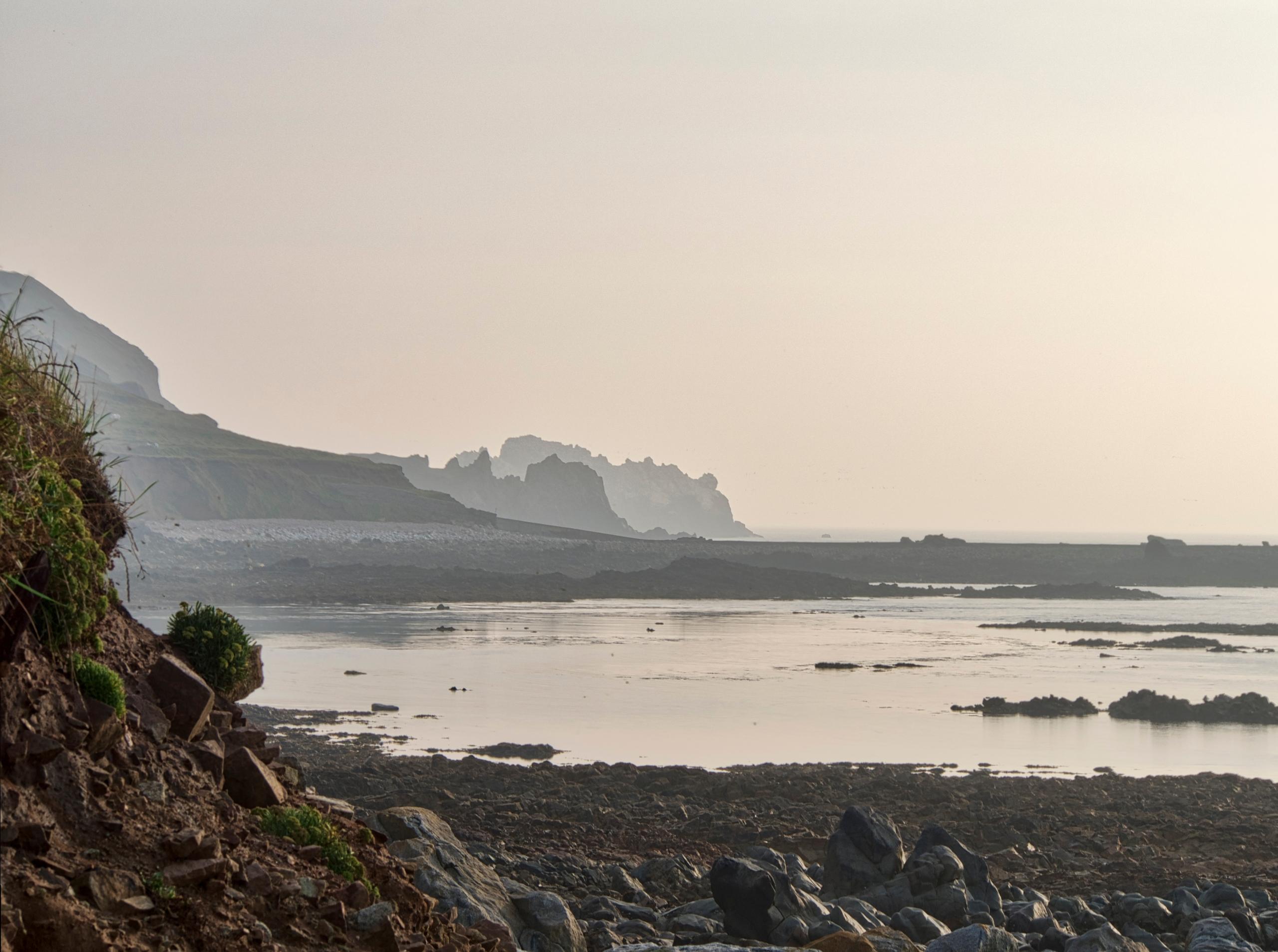 Gannet Rocks Mist, Alderney - C - neilhoward | ello