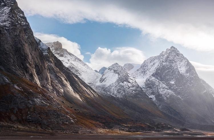 — trek Baffin Island Canadian A - skyfolk | ello